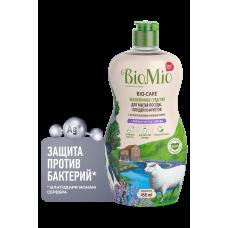 "BioMio Средство д/мытья посуды ""Лаванда"" 450 мл"