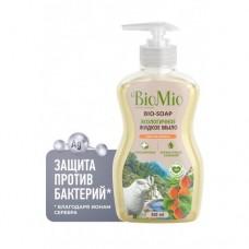 BioMio Мыло жидкое c маслом абрикоса 300 мл