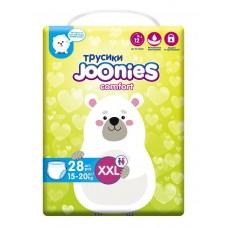 Joonies Comfort Трусики XXL (15-20 кг) 28 шт