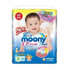 Moony Трусики M (6-11) 64 шт