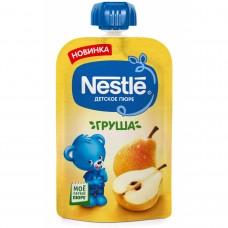 "Nestle Пюре детское ""Груша"" с 4 мес 90 гр"