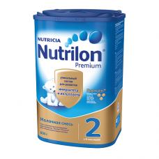 Nutrilon Premium Смесь молочная 2 с 6-12 мес 800 гр