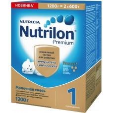 Nutrilon Premium Смесь молочная 1 с 0-6 мес 1200 гр