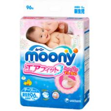 Moony Подгузники NB (0-5 кг) 96 шт
