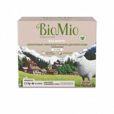 BioMio Стиральный порошок д/белого без запаха 1500 гр