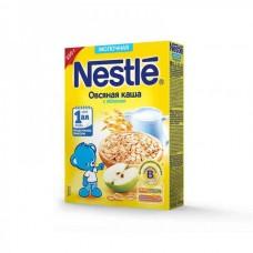 """Nestle Каша молочная """"Овсяная с яблоком"""" с 5 мес 220 гр"""