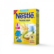 "Nestle Каша молочная ""Овсяная с кусочками груши"" с 8 мес 220 гр"