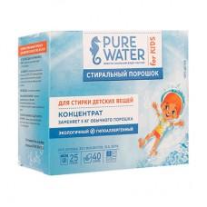 Pure Water Стиральный порошок FOR KIDS 800 гр